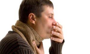 Сильно бросает в пот при простуде