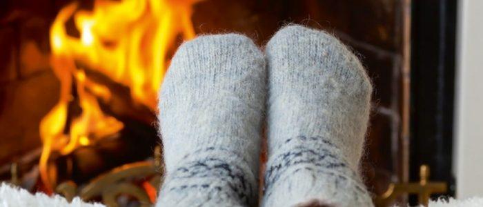 Почему ноги холодные и влажные без запаха