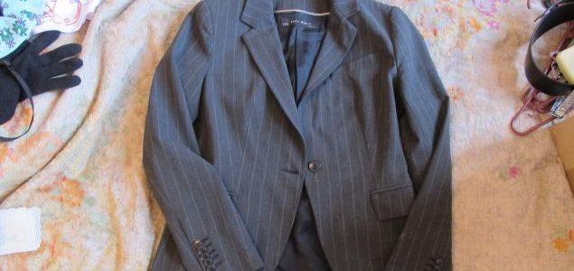 Как отчистить пятно от пота на пиджаке фото